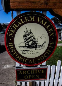 Nehalem Valley Historical Society